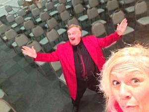 June magic, magic show, magician, magicians, Amazing Elstuns, Amazing Dave Elstun