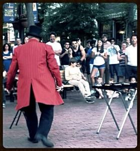 magicians lecture