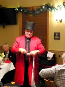 holiday entertainment, christmas entertainmant, magic, magician, magic show