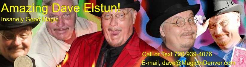 Amazing Dave Elstun
