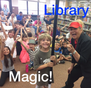 June magic, magic show, magicians, magician, Amazing Elstuns