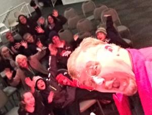 birthday party, magic show, Amazing Dave Elstun