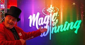 Magician, Casino Entertainment