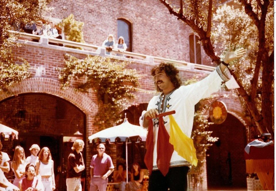 wizard magic, magic shop, magician, Amazing Dave Elstun